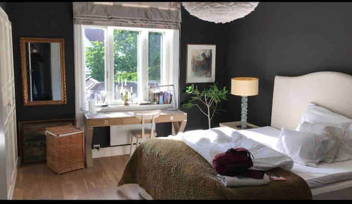 Stylish & big room. Frogner,Oslo