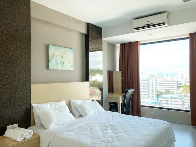 天空套房 (城市区) Sky suite (city area)