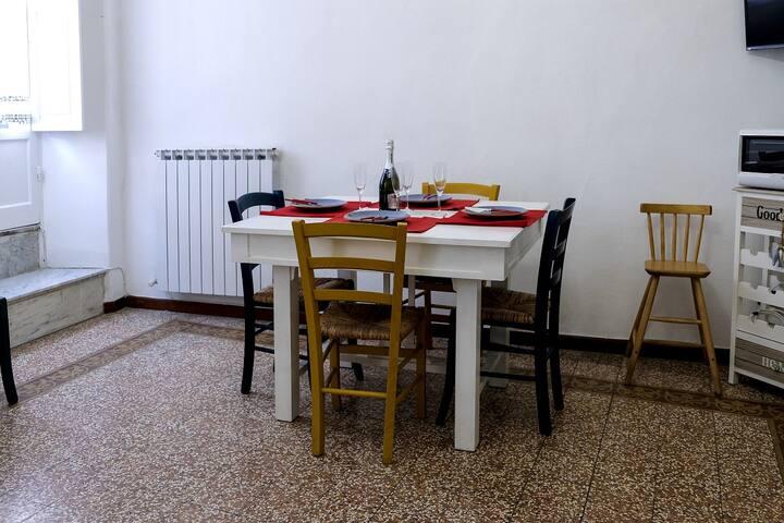 SìRio, your home downtown in Riomaggiore