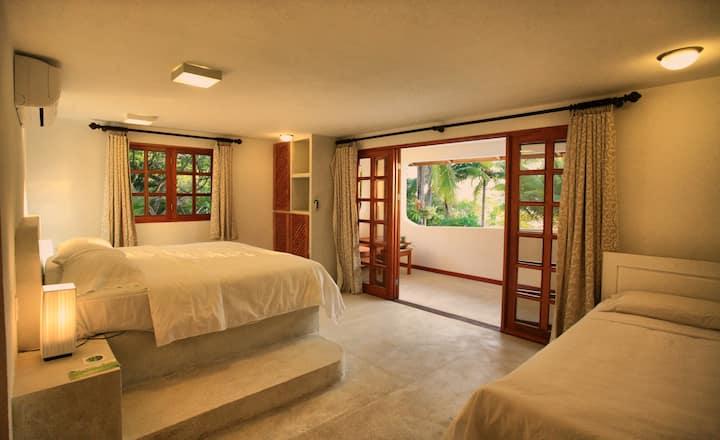 Tropico Latino Superior Beachfront Room # 22