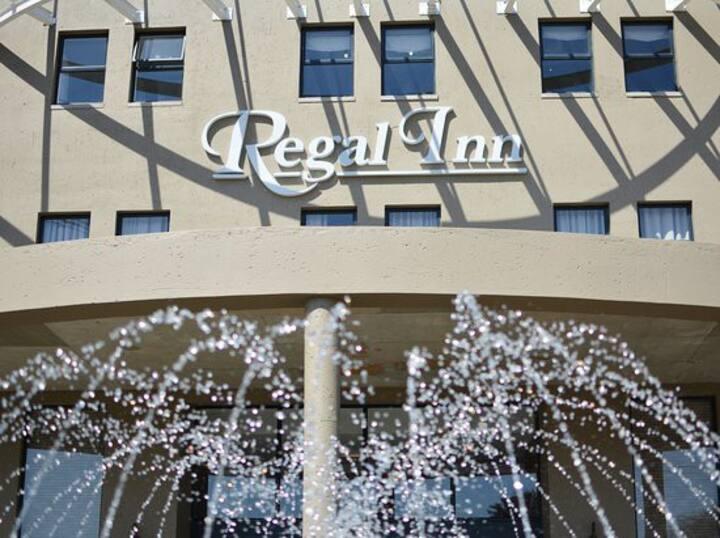 Regal Inn Midrand-  Deluxe King Room-207