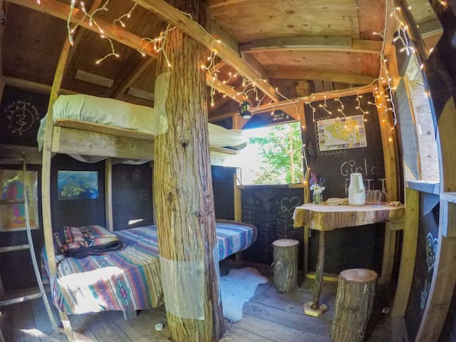 Tapp Road Treehouse