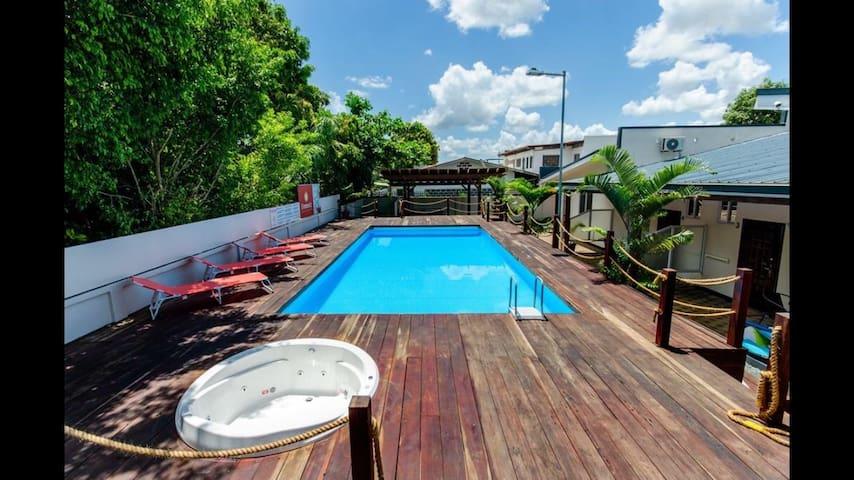 Elementz Apartments - Penthouse - Paramaribo - Appartement