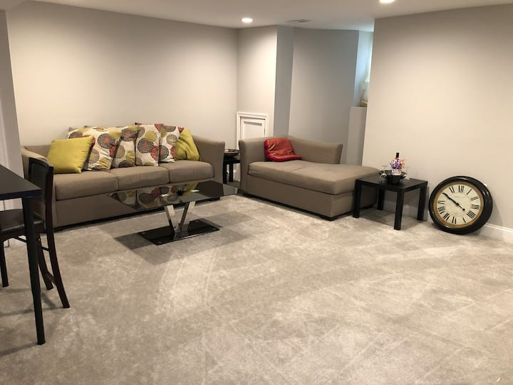 Entire Apartment! Newly Renovated One Bedroom!