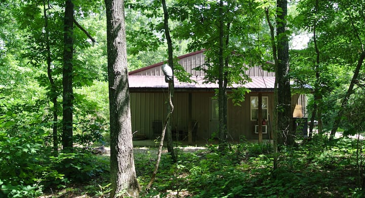 Collier Bluff Cabin in Pine Hollow ~ Eminence, MO