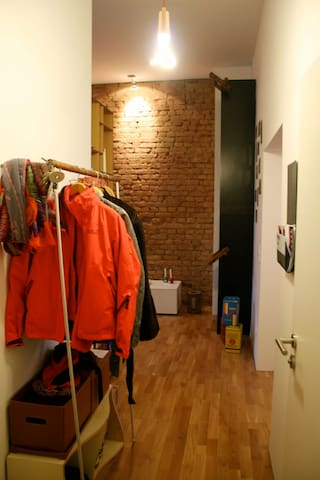 Loft-Apartment close to the Fair incl. cleaning
