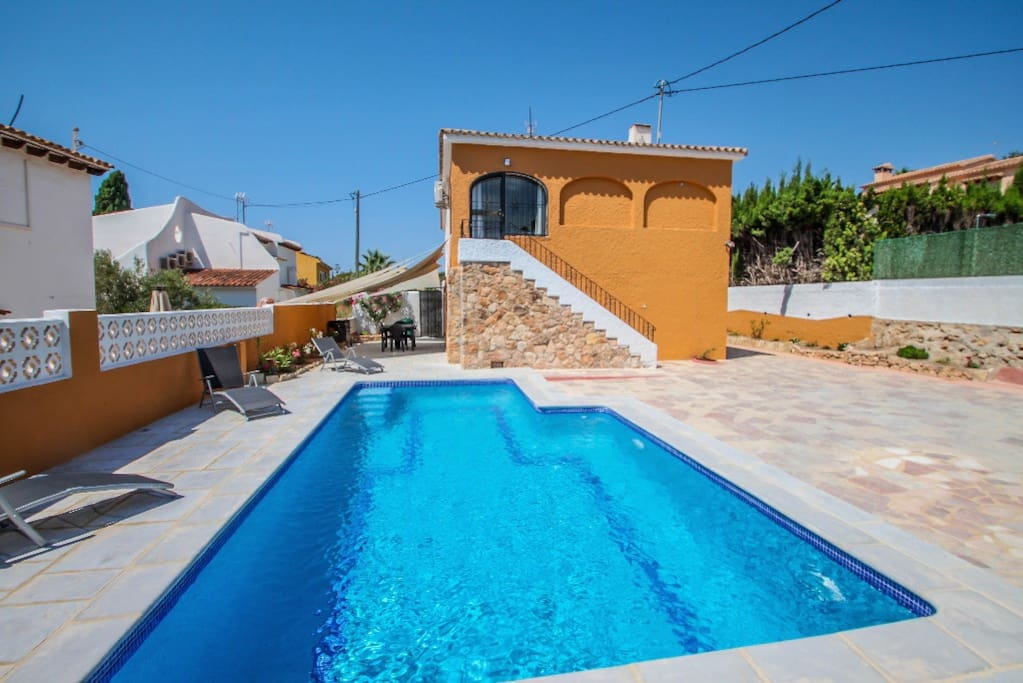 Basetes Holiday Home With Private Swimming Pool In Calpe Villas Louer Calpe Espagne