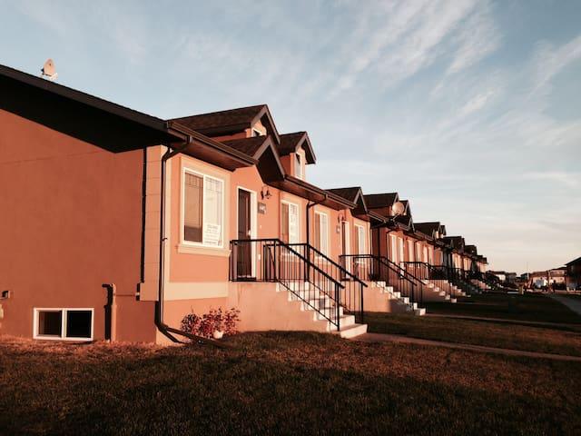 Gorgeous Camrose Duplex - Camrose