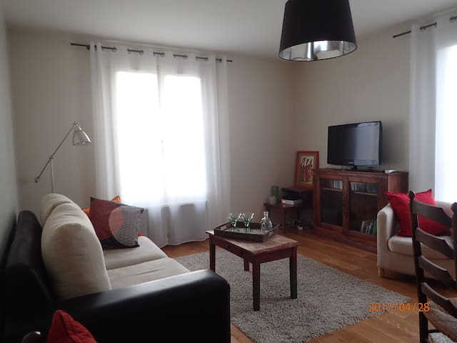 Flat in Fontainebleau, 3 rooms, 6 persons