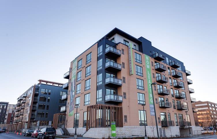 2BD/2BA Apartment! Better than a hotel! - Minneapolis - Wohnung