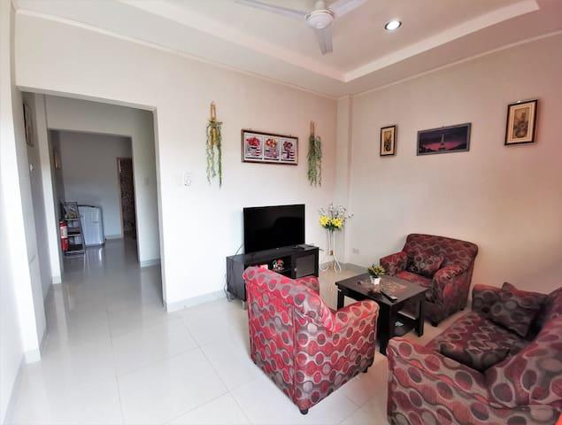 RX01 Twin Floor Apartment Roxas