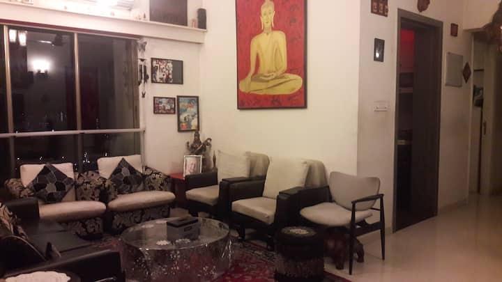 Single Room for a Single Lady