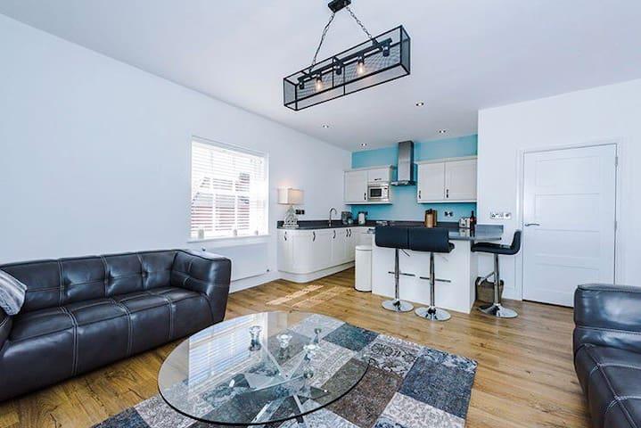 The Ferrier Apartment 2