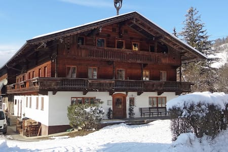 Cozy Apartment in Reith im Alpbachtal with Balcony
