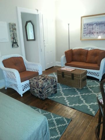 The AerieStudio with a park view - Wilmington - Apartment