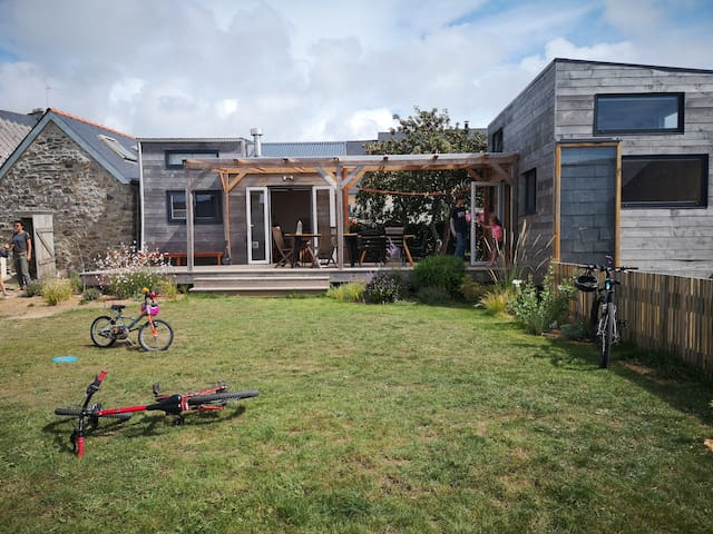 tiny house Penty cosy en Bretagne