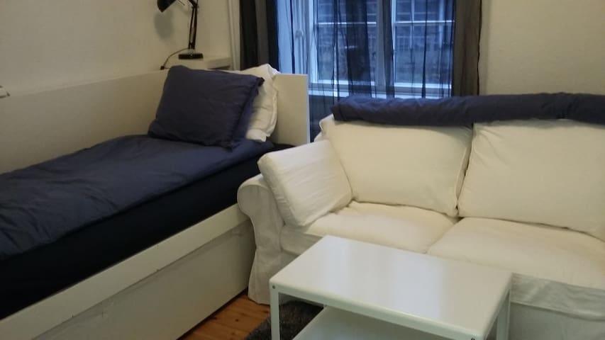 Comfortable Room (C)