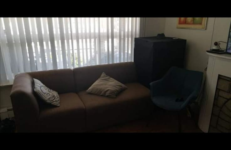Sofabed for rent on my living room