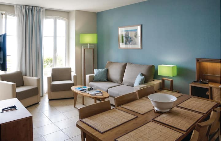 Holiday apartment with 1 bedroom on 40m² in Saint-Malo