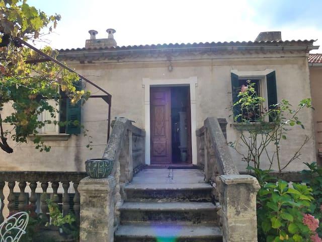 Maison de village de montagne - Évisa - House
