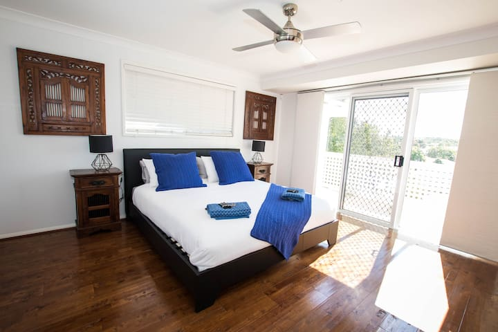 Redlands Retreat- 7 bedroom Brisbane bayside home - Thornlands - Hus
