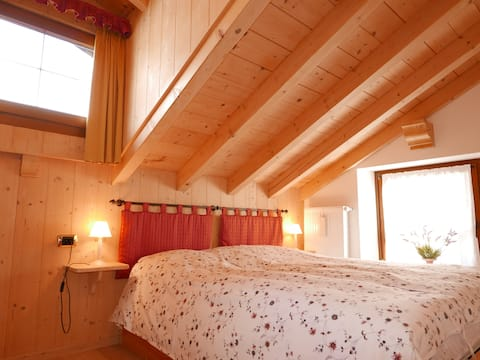 B&B in the heart of the Dolomites