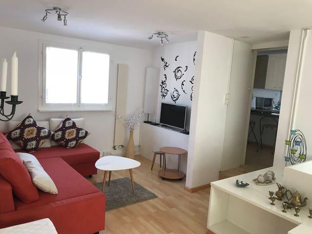 Arlesheim, Coole 3 1/2 Wohnung 90m²  1-6 Personen