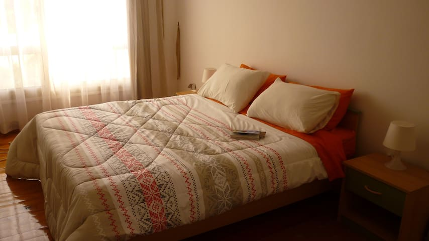 Cozy bedroom in Maadi, clean and quiet. - Maadi as Sarayat Al Gharbeyah - Lägenhet
