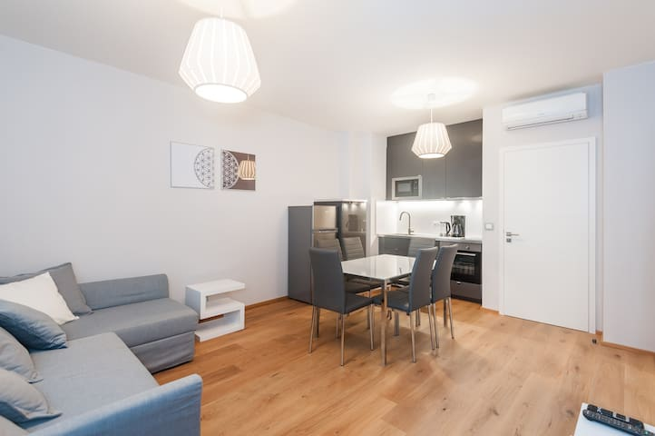 Luxury apartment in the heart of Prague