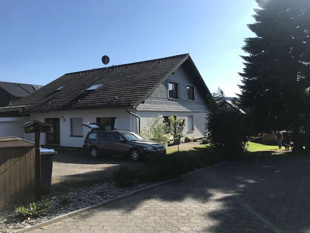 Winterberg, Hildfeld rustige omgeving