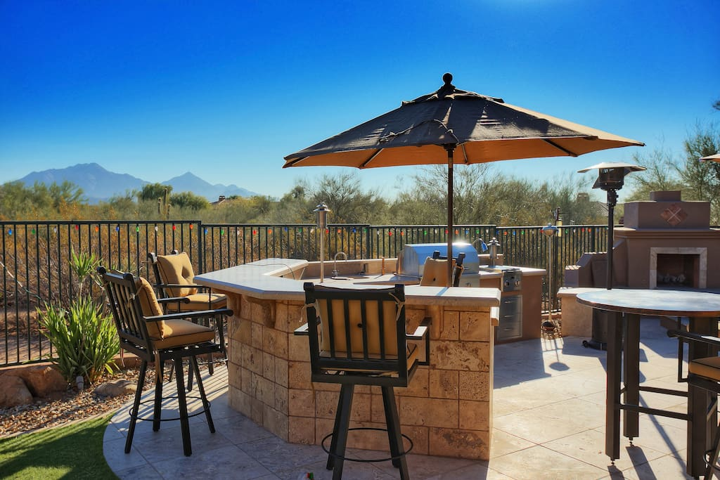 This beautiful home is professionally managed by TurnKey Vacation Rentals.