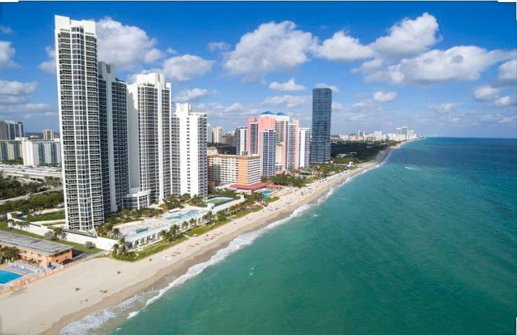 Centrally located in the heart of Miami