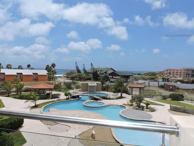 OASIS BEACH CONDO AT EAGLE BEACH - Oranjestad-West - Daire