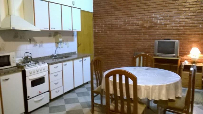 3-C1SR MONOAMBIENTE (4 PAX) San Rafael - San Rafael - Appartement