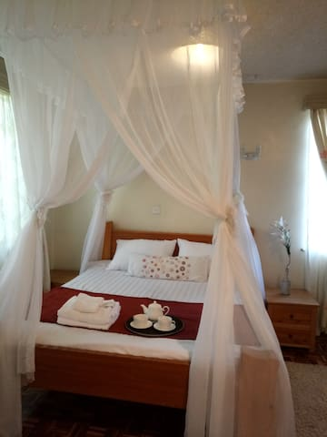 Cosy 2 bedroom apartment in the heart of Nairobi