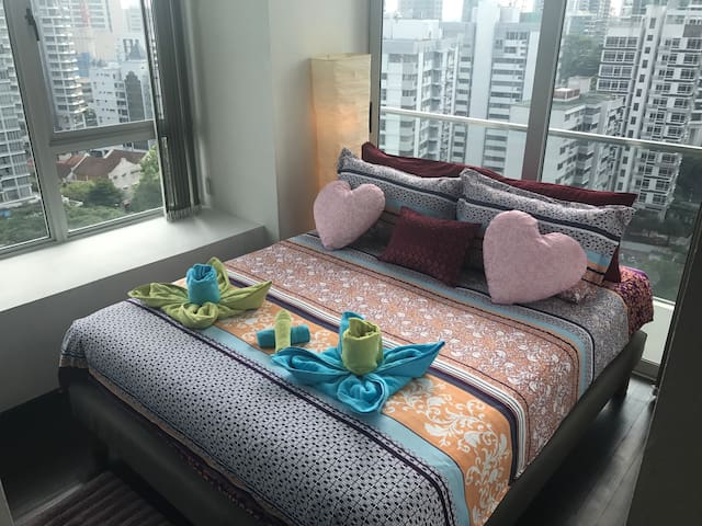 One of a kind Penthouse in Novena