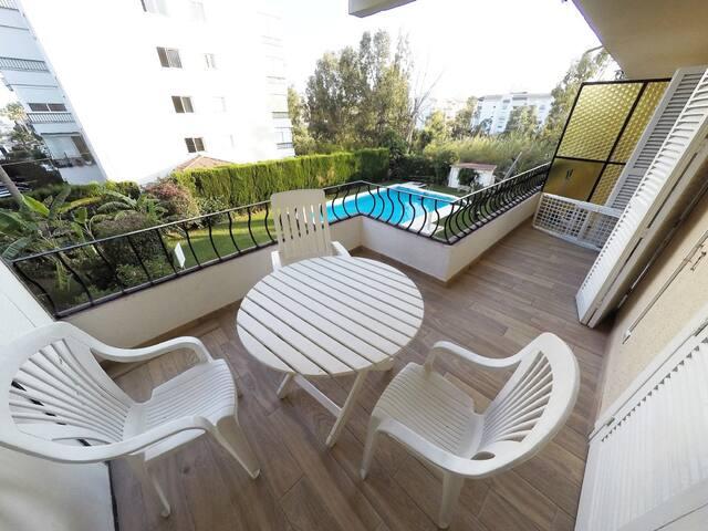 LUXURY APARTMENT, PUERTO BANUS, MARBELLA - Marbella - Apartamento