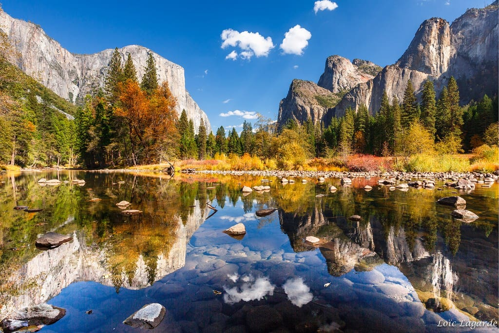 Yosemite is a short drive away!