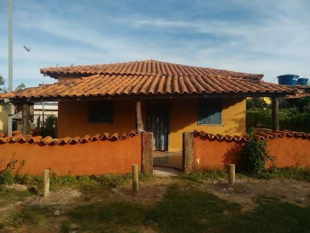 Casa rustica em Milho Verde