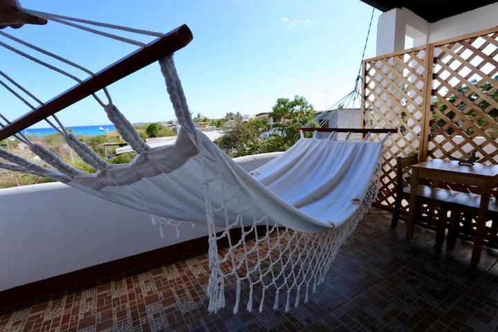 The Galapagos Pearl Hotel- Ocean View Suite #8