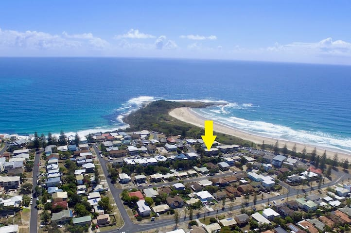 Romiaka unit 10, opposite Pippi Beach, Yamba