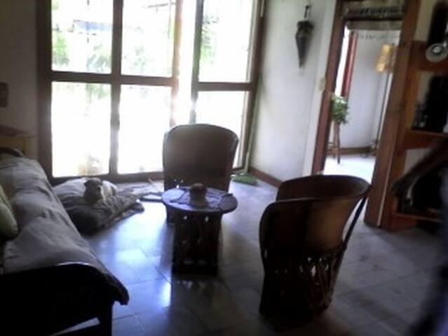 Amplia casa a quince  minutos del centro de Oaxaca - Oaxaca - Huis