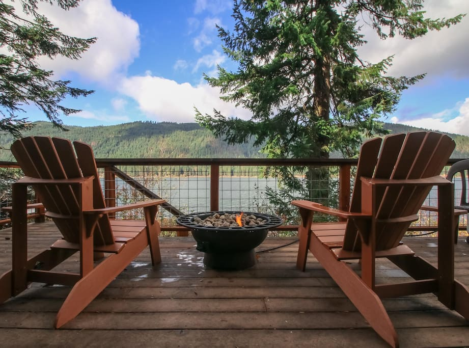 Journey 39 s end on fish lake cabins for rent in for Fish lake cabins