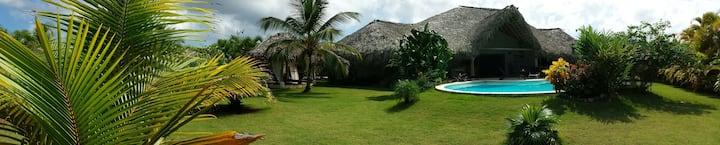 Rondinella villa à 2 min de la plage de Coson...