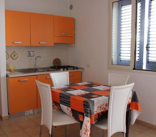 Appartamento Mare Verde. 1°piano (D)