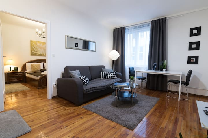 Central Holiday Apartment, 1st district, 51m²