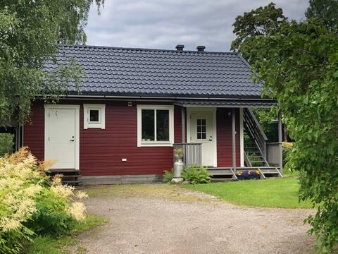 Lilla Soläng - en mysig stuga i vackra Kilsbergen