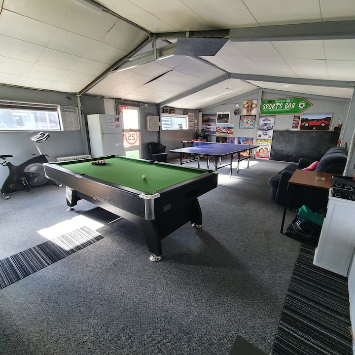 Family Friendly4&2+WiFi&Games room  Breakfast&Wine