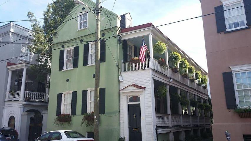 King & Society Vacations: Heart of Charleston