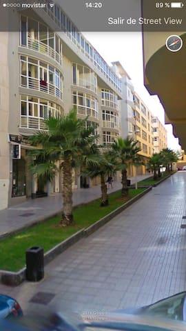Habitación en el centro El Medano - Эль-Медано - Квартира